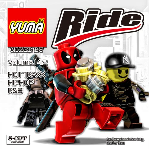 【洋楽CD・MixCD】Ride Vol.142 / DJ Yuma