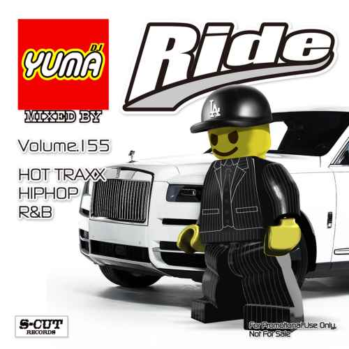 【洋楽CD・MixCD】Ride Vol.155 / DJ Yuma